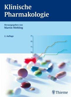 Klinische Pharmakologie (eBook, PDF)