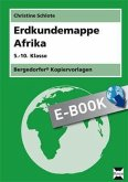 Erdkundemappe Afrika (eBook, PDF)