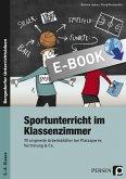 Sportunterricht im Klassenzimmer (eBook, PDF)