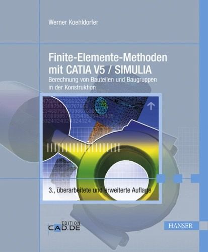 Finite elemente methoden mit catia v5 simulia ebook for Finite elemente berechnung