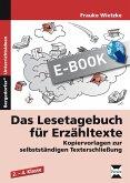 Das Lesetagebuch für Erzähltexte (eBook, PDF)