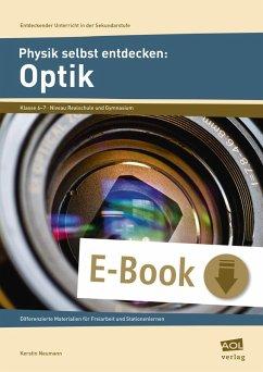 Physik selbst entdecken: Optik (eBook, PDF)