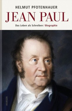 Jean Paul (eBook, ePUB) - Pfotenhauer, Helmut