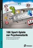 166 Sport-Spiele zur Psychomotorik (eBook, PDF)