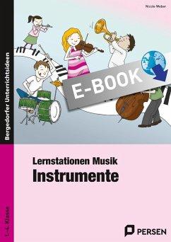 Lernstationen Musik: Instrumente (eBook, PDF)