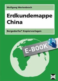 Erdkundemappe China (eBook, PDF) - Wertenbroch, Wolfgang