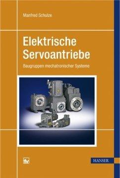 Elektrische Servoantriebe (eBook, PDF)