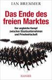 Das Ende des freien Marktes (eBook, ePUB)