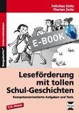 Leseförderung mit tollen Schul-Geschichten (eBook, PDF)