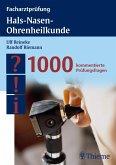 Facharztprüfung Hals-Nasen-Ohrenheilkunde (eBook, ePUB)