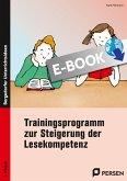 Trainingsprogramm zur Steigerung der Lesekompetenz (eBook, PDF)