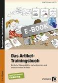 Das Artikel-Trainingsbuch (eBook, PDF)