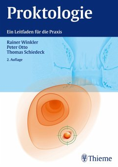 Proktologie (eBook, PDF) - Schiedeck, Thomas; Otto, Peter; Winkler, Rainer