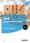 44 Mathe-Dominos (eBook, PDF)