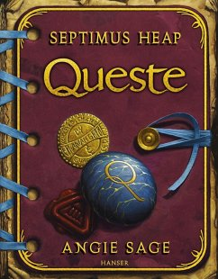 Queste / Septimus Heap Bd.4