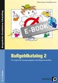 Bußgeldkatalog 2 (eBook, PDF)