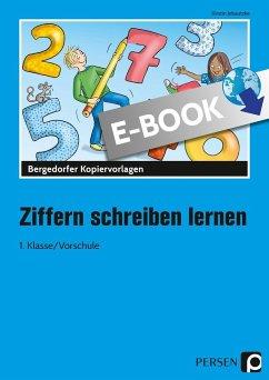 Ziffern schreiben lernen (eBook, PDF)