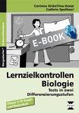 Lernzielkontrollen Biologie (eBook, PDF)
