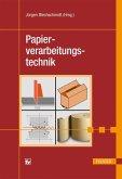 Papierverarbeitungstechnik (eBook, PDF)
