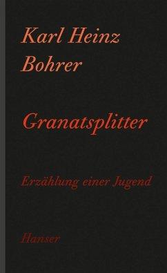 Granatsplitter (eBook, ePUB) - Bohrer, Karl Heinz