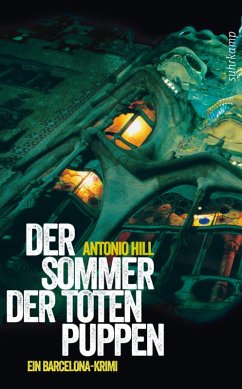 Der Sommer der toten Puppen (eBook, ePUB) - Hill, Antonio