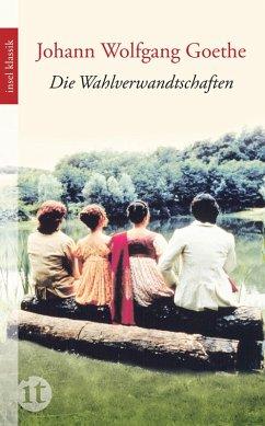Die Wahlverwandtschaften (eBook, ePUB) - Goethe, Johann Wolfgang