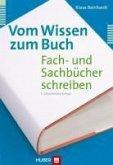 Vom Wissen zum Buch (eBook, PDF)