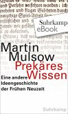 Prekäres Wissen (eBook, ePUB)