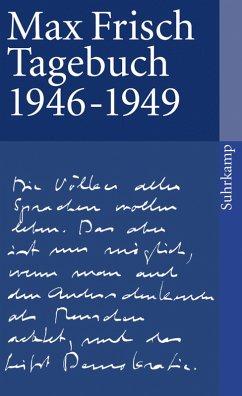 Tagebuch 1946-1949 (eBook, ePUB) - Frisch, Max