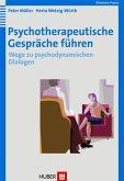 Psychotherapeutische Gespräche führen (eBook, PDF)