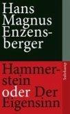 Hammerstein oder Der Eigensinn (eBook, ePUB)