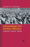 Chronologie des Dritten Reiches (eBook, PDF)