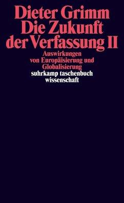 Die Zukunft der Verfassung II (eBook, ePUB) - Grimm, Dieter