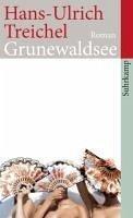 Grunewaldsee (eBook, ePUB) - Treichel, Hans-Ulrich