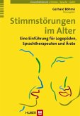 Stimmstörungen im Alter (eBook, PDF)