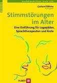 Stimmstörungen im Alter (eBook, PDF)
