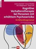 Kognitive Verhaltenstherapie bei Personen mit erhöhtem Psychoserisiko (eBook, PDF)