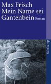 Mein Name sei Gantenbein (eBook, ePUB)