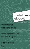 Wissenschaft und Demokratie (eBook, ePUB)