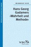 """Gadamers """"Wahrheit und Methode"""" (eBook, PDF)"""