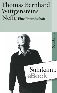 Wittgensteins Neffe (eBook, ePUB) - Bernhard, Thomas