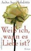 Weiß ich, wann es Liebe ist (eBook, ePUB)