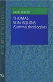 Thomas von Aquins >Summa theologiae< (eBook, PDF)