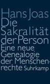 Die Sakralität der Person (eBook, ePUB)