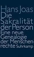 Die Sakralität der Person (eBook, ePUB) - Joas, Hans