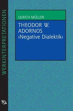 Theodor W. Adornos