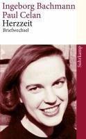 Herzzeit (eBook, ePUB) - Bachmann, Ingeborg; Celan, Paul