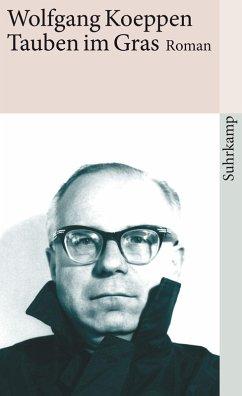 Tauben im Gras (eBook, ePUB) - Koeppen, Wolfgang