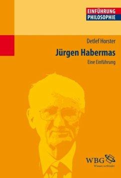 Jürgen Habermas (eBook, PDF) - Horster, Detlef