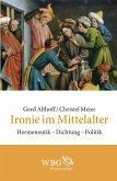 Ironie im Mittelalter (eBook, PDF)